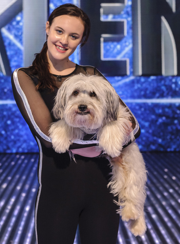 Britain's Got Talent Final: Ashleigh and Pudsey
