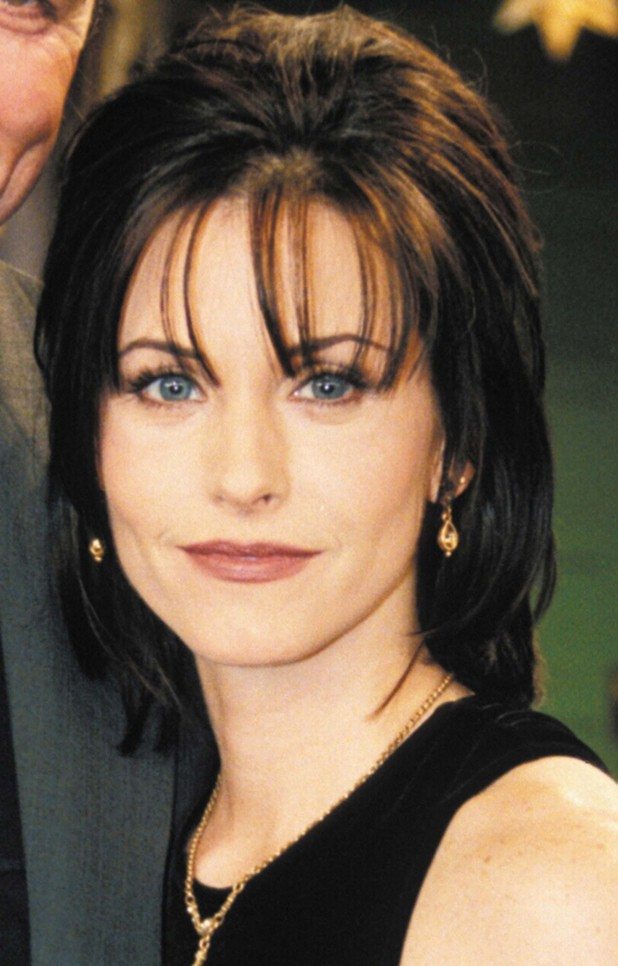 Courteney Cox as Monica