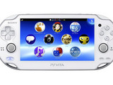 Crystal White PlayStation Vita
