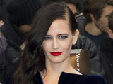 Eva Green arrives for the European Premiere of Dark Shadows, at a central London cinema