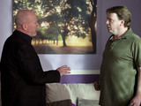 Phil confronts Ian and insists that he must stay in Walford to keep things normal.