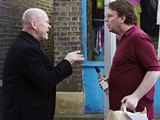 Phil warns Ian that he will not let him do a runner.