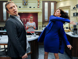 Megan is angry when she finds out that Declan has been speaking with Robbie and slaps him before storming out