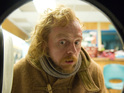 Simon Pegg stars as a paranoid children's author in the upcoming comedy.