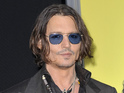 Aerosmith reveal Johnny Depp has provided backing vocals for a future track.