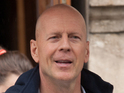 "Bruce Willis says he still ""gets a kick"" out of appearing in action films."