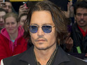 Johnny Depp says there is room for more than one vampire but he is the top vampire.