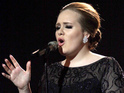 Adele's long-runner is kept off the Billboard album chart summit by Carrie Underwood.