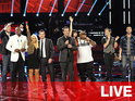 Stay with Digital Spy as The Voice comes to an end.