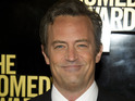 Friends Cast Then and Now - Matthew Perry arrives to The 2012 Comedy Awards in New York
