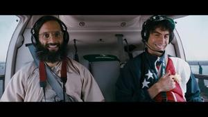 'The Dictator' Digital Spy exclusive 9/11 Helicopter clip