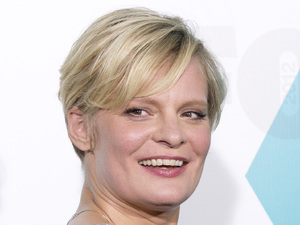 Martha Plimpton 2012 Fox  Upfront Presentation held at the Wollman Rink - Arrivals New York City, USA