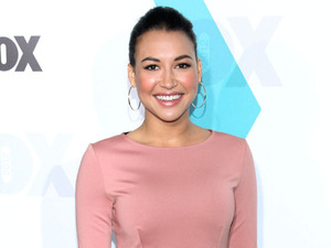 Naya Rivera 2012 Fox  Upfront Presentation held at the Wollman Rink - Arrivals New York City