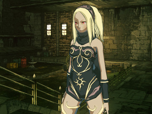 &#39;Gravity Rush&#39; screenshot