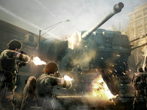 'Steel Battalion - Heavy Armour' screenshot