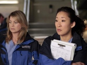 Grey's Anatomy s08e23: 'Migration'