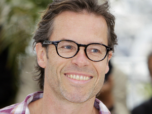 Guy Pearce poses during a photo call for Lawless at the 65th international film festival.