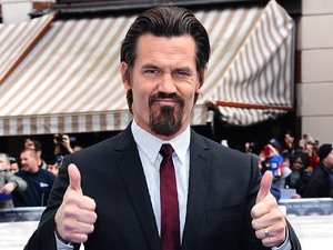 Josh Brolin arrives at the premiere of new film Men In Black 3 at the Odeon in Leicester Square, London