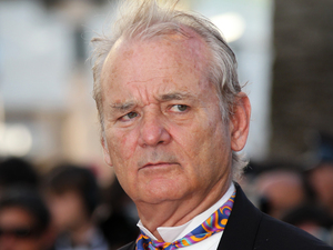 Bill Murray arrives for the opening ceremony and screening of &#39;Moonrise Kingdom&#39; at the 65th international film festival, in Cannes