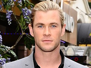 Chris Hemsworth arriving for the UK premiere of Snow White And The Huntsman at the Empire and Odeon Cinemas in Leicester Square, London
