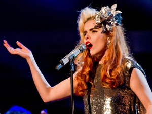 Paloma Faith performs.