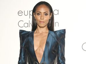 Jada Pinkett Smith, Cannes Film Festival 2012, plunging dress