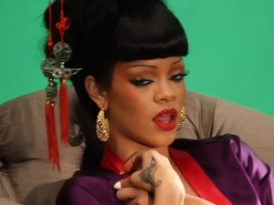Rihanna, Princess of China
