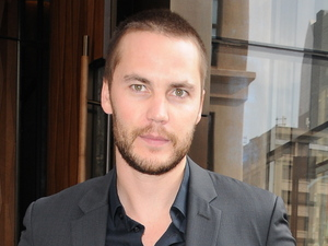 Taylor Kitsch exits his Manhattan Hotel New York City, USA