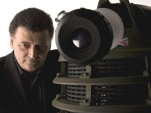 Lead Writer and Executive Producer of Doctor Who: Steven Moffat