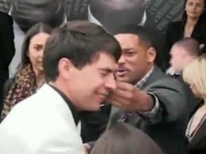 Will Smith slaps reporter