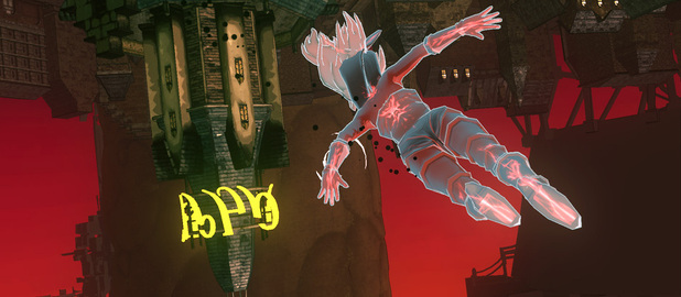'Gravity Rush' screenshot