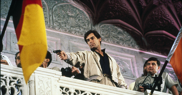 'The Living Daylights' still