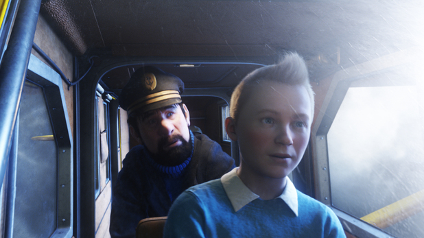 'The Adventures of Tintin: The Secret of the Unicorn' still