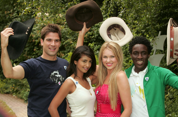 Gethin Jones, Konnie Huq, Zoe Salmon and Andy Akinwolere