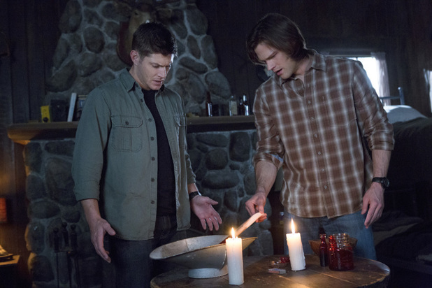 Supernatural S07E23 - 'Survival of the Fittest'