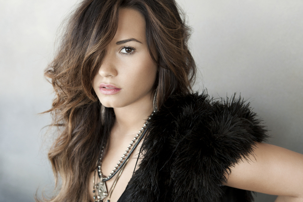 X Factor USA judge Demi Lovato