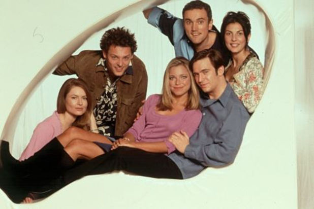 The cast of 'Coupling'