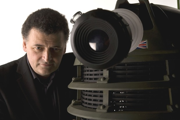 Doctor Who: Steven Moffat