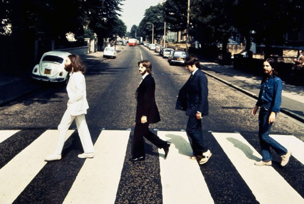 The Beatles: Abbey Road backwards