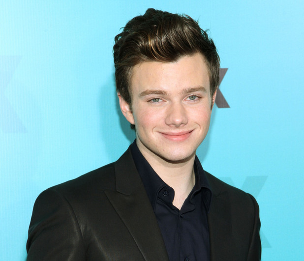 Chris Colfer 2012 Fox Upfront Presentation held at the Wollman Rink - Arrivals New York City, USA