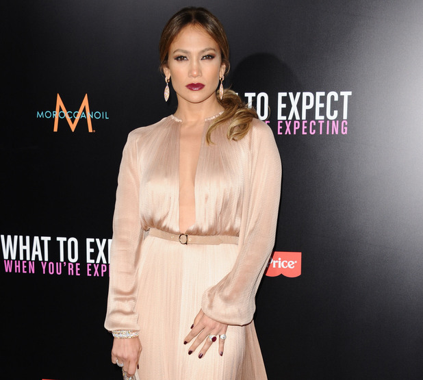 Jennifer Lopez, What to Expect When You&#39;re expecting