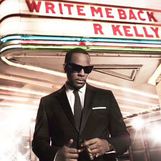 R Kelly: &#39;Write Me Back&#39;