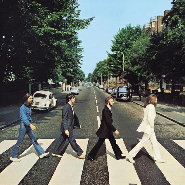 The Beatles: Abbey Road artwork