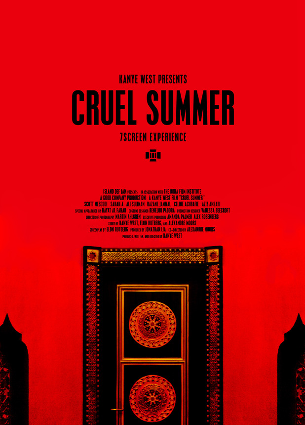 Kanye West presents Cruel Summer