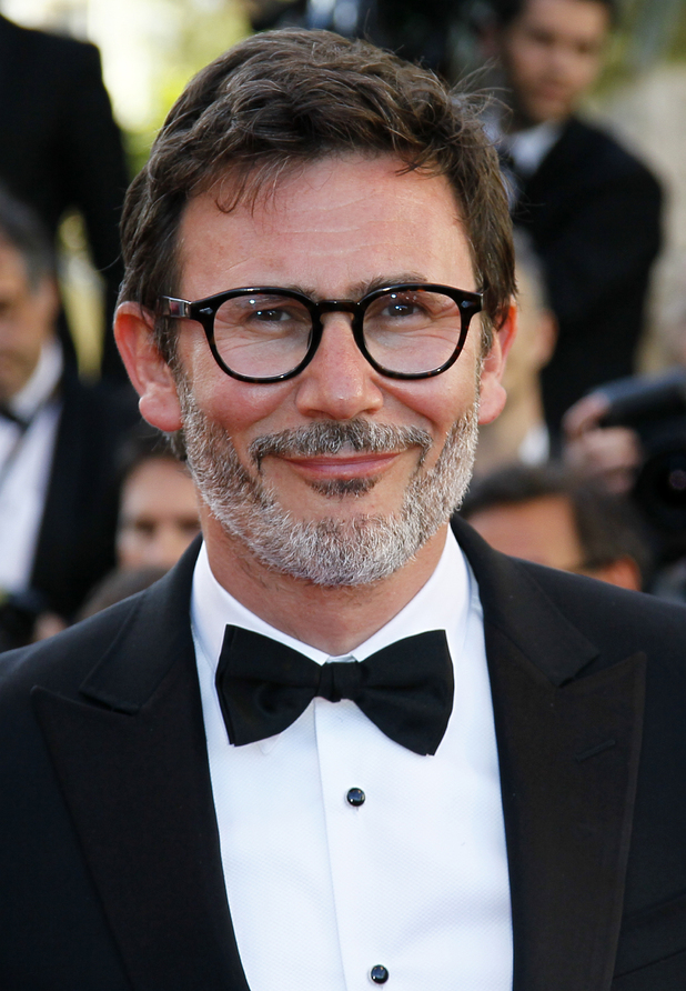 Director Michel Hazanaviciu