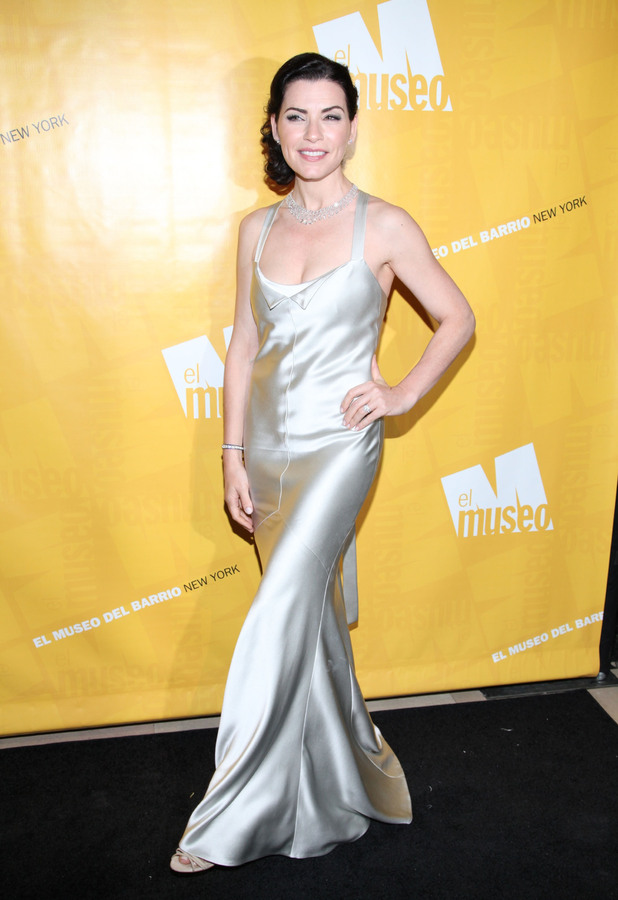 Julianna Margulies The 2012 El Museo Del Barrio Gala at Cipriani 42nd Street - Arrivals New York City