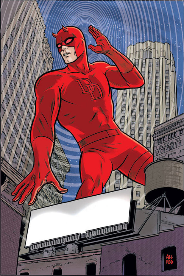 'Daredevil' - Mike Allred