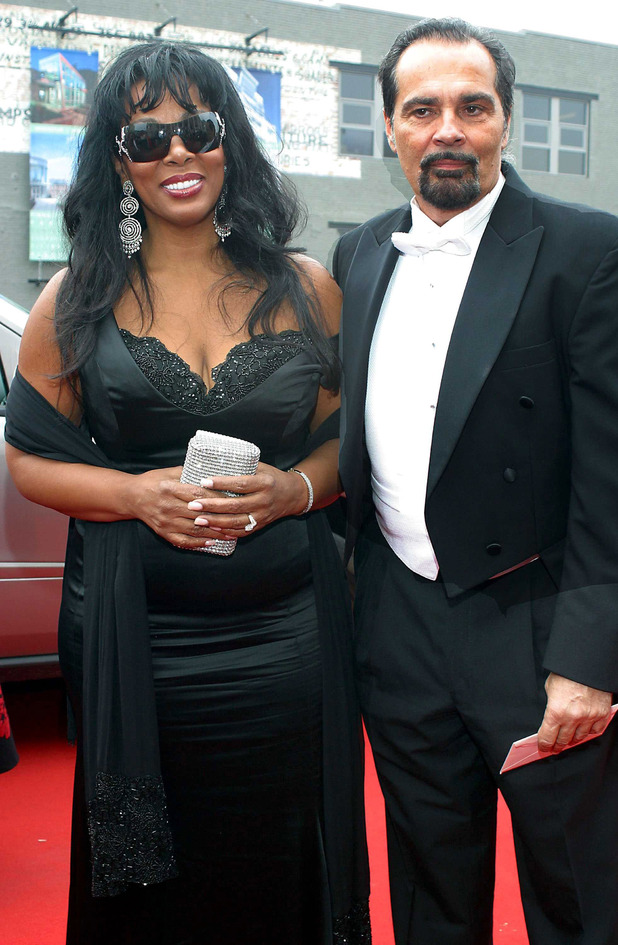 Donna Summer and husband Bruce Sudano