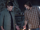 Supernatural S07E23: 'Survival of the Fittest'