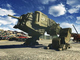 &#39;Steel Battalion - Heavy Armour&#39; screenshot